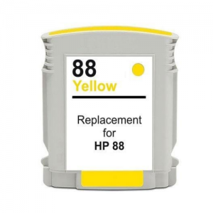 HP88 YELLOW COMPATIBLE INK CARTRIDGE