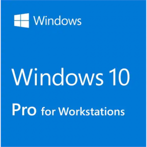 Microsoft Windows 10 Pro for Workstation /DVD/OEM/English