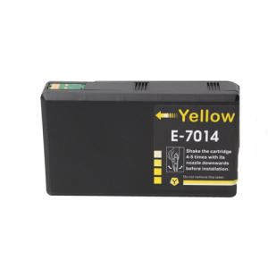 T7014 YELLOW EPSON COMPATIBLE INK CARTRIDGE