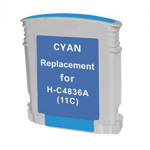 HP11 CYAN COMPATIBLE INK CARTRIDGE