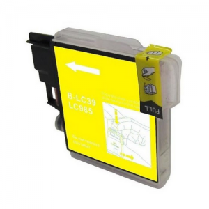 LC985 YELLOW BROTHER COMPATIBLE INK CARTRIDGE