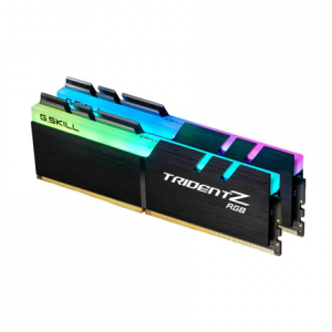 16GB Kit (8GBx2), DDR4, 3200MHz, G.Skill, PC/server, Reg No, ECC No, F4-3200C16D-16GTZR