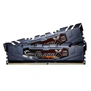 16GB Kit (8GBx2), DDR4, 3200MHz, G.Skill, PC/server, Reg No, ECC No, F4-3200C14D-16GFX