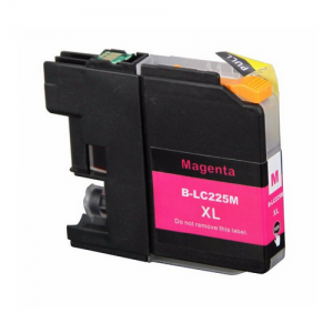LC225 MAGENTA BROTHER COMPATIBLE INK CARTRIDGE