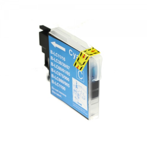 LC1100 CYAN BROTHER COMPATIBLE INK CARTRIDGE