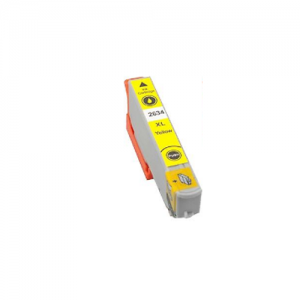 T2634 YELLOW EPSON COMPATIBLE INK CARTRIDGE
