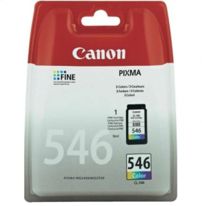 CL-546 COLOR CANON INK CARTRIDGE 8289B001