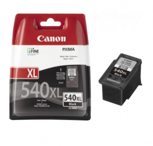 PG-540XL BLACK CANON INK CARTRIDGE 5222B004