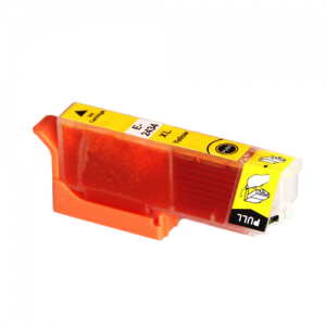 T2434 YELLOW EPSON COMPATIBLE INK CARTRIDGE