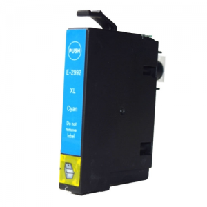T2992 CYAN EPSON COMPATIBLE INK CARTRIDGE
